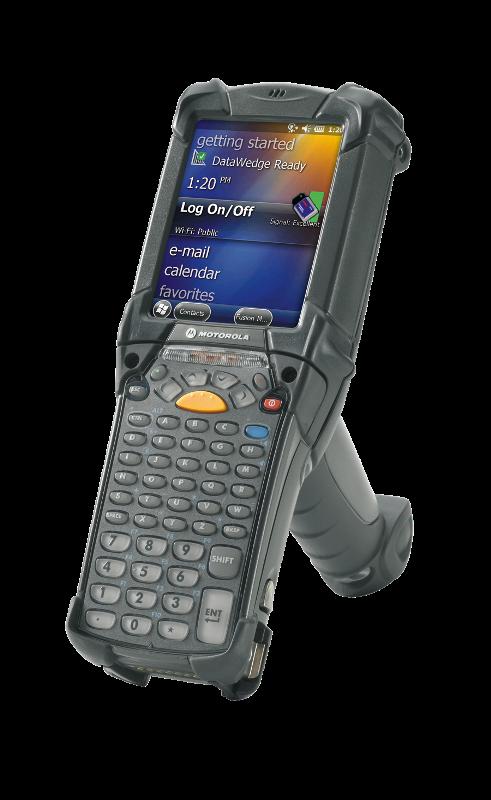 Zebra MC9100