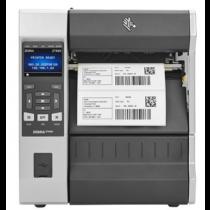 ZT62062T0E01C0Z TT Printer ZT620; 6'', 203 dpi, Euro and UK cord, Serial, USB, Gigabit Ethernet, Bluetooth 4.0, USB Host, Tear, RFID UHF Encoder:Global (ROW), Color, ZPL