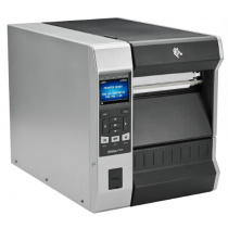 ZT62063T0E01C0Z TT Printer ZT620; 6'', 300 dpi, Euro and UK cord, Serial, USB, Gigabit Ethernet, Bluetooth 4.0, USB Host, Tear, RFID UHF Encoder:Global (ROW), Color, ZPL