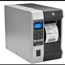 ZT61046T0E01C0Z TT Printer ZT610; 4'', 600 dpi, Euro and UK cord, Serial, USB, Gigabit Ethernet, Bluetooth 4.0, USB Host, Tear, RFID UHF Encoder:Global (ROW), Color, ZPL
