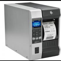 ZT61043T0E01C0Z TT Printer ZT610; 4'', 300 dpi, Euro and UK cord, Serial, USB, Gigabit Ethernet, Bluetooth 4.0, USB Host, Tear, RFID UHF Encoder:Global (ROW), Color, ZPL