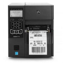 ZT41042T0B0000Z TT Printer ZT410; 4'', 203 dpi, Israeli Cord, Serial, USB, 10/100 Ethernet, Bluetooth 2.1/MFi, USB Host, EZPL